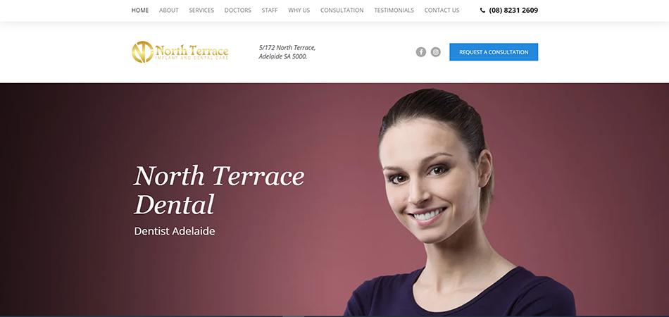 North Terrace Dental